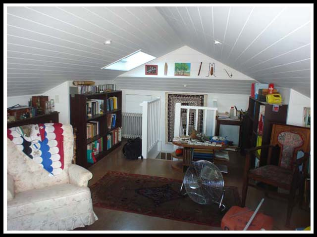 2.ATTIC WATSONS BAY STAIR VIEW