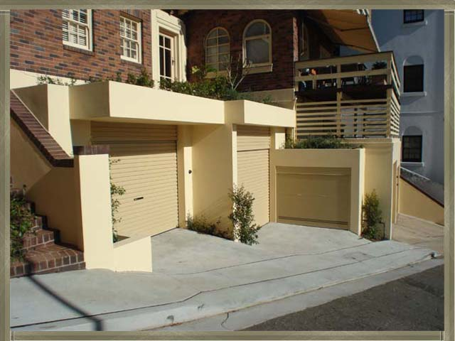 5.ALTERATIONS TO APARTMENTS GARAGES TO EXISTING APARTMENT